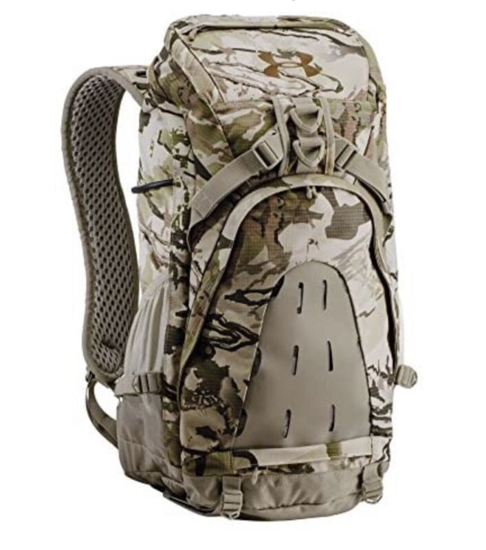 Under Armour Barren 1800 Camo Hunting Backpack
