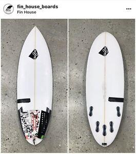 JR Surfboards Slab Maiden 5'9