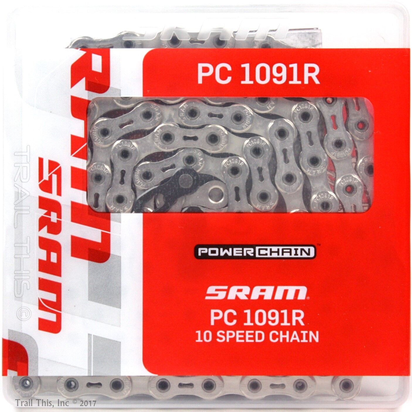 SRAM PC-RED22 PC RED22 11 Speed Chain 114 Links fits RED 22// Force 22// Rival 22
