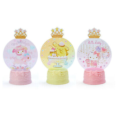 Decorate My Desk (Japan Sanrio Hello Kitty / My Melody / Pompompurin Desk Light Decoration)