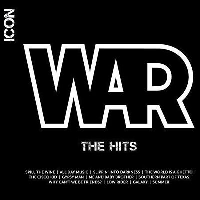 WAR *  Greatest Hits * New Factory Sealed CD * All Original Songs * NEW