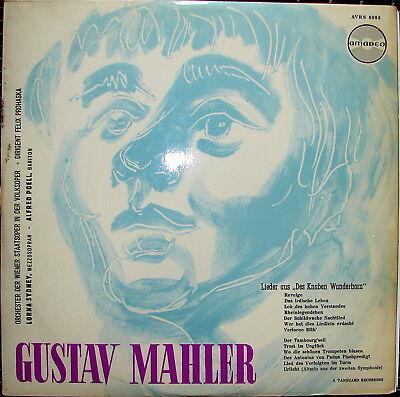 "MAHLER Lieder aus ""Des Knaben Wunderhorn"" - SIDNEY POELL - PROHASKA"