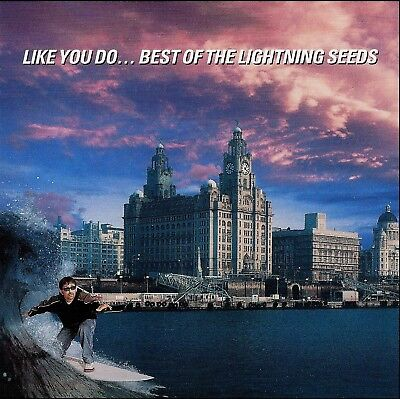 The Lightning Seeds - Very Best Greatest Hits Collection - RARE 90's Indie