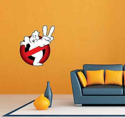 Ghostbusters Movie Room Wall Decor Sticker Decal 20