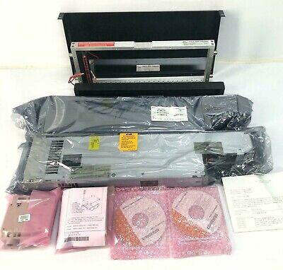 2x Agilent Hp Keysight 66102a Programmable Dc 20v 7.5a 150w Complete Kit