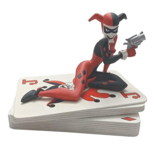 HARLEY QUINN STATUE DC DIRECT BATMAN ANIMATED LTD ED. #