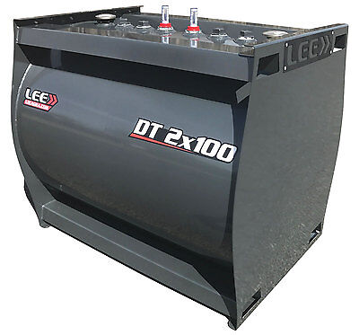 LEE DT 2x100 - Two 100 Gallon Diesel Fuel Tanks in One.