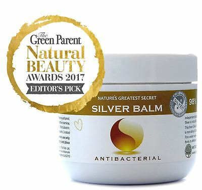 Natures Greatest Secret Colloidal Silver Balm - 100ml