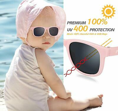 Baby Sunglasses Goggles Toddler Kids Boys Girls Shades Glasses ANTI-UV (Baby Girl Sunglasses)