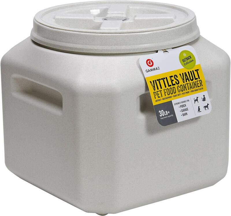 Gamma2 Vittles Vault Food Storage Container Outback Airtight