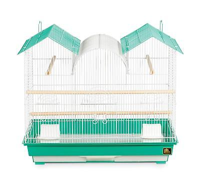 Birdcage Parakeet Finch Easy Cleaning Bird Enclosure Pen Cage Wire Small Birds