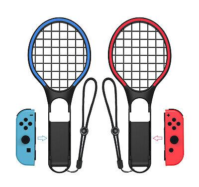 Tennis Racket For Nintendo Switch Joy-Con Controllers Mario Tennis Aces Game