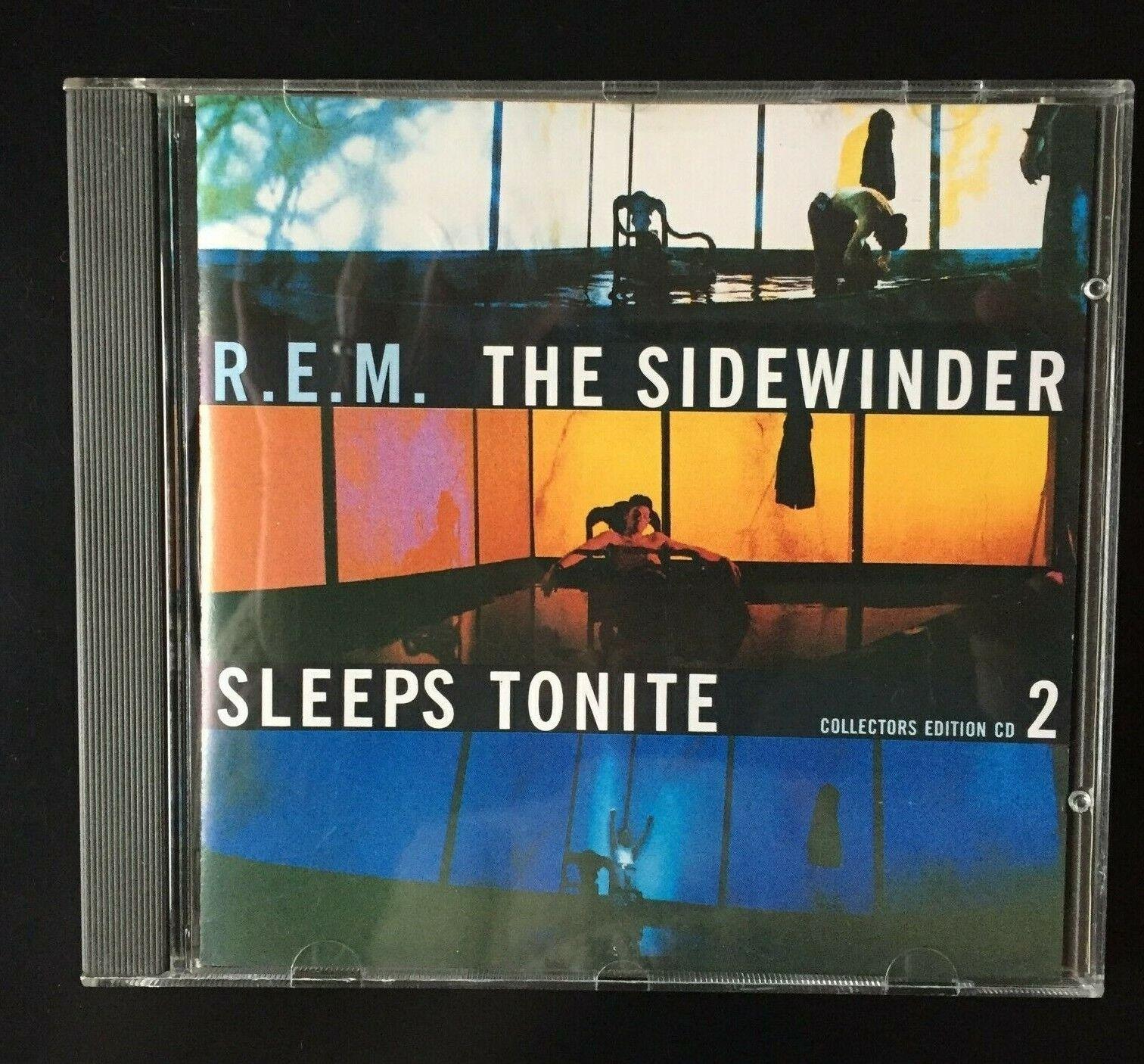 R.E.M. -  The Sidewinder Sleeps Tonite 1993 CD Single W0152CD2 NM/NM