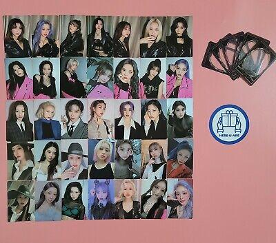 Dream catcher photo card 6th mini album dystopia road to utopia set lot of 35 pc
