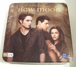New Moon Board Game the twilight saga
