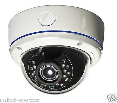 4in1 1080P CVBS/TVI/CVI/AHD Dome Camera 100ft IR 2.8-12mm dual voltage DC12/AC24