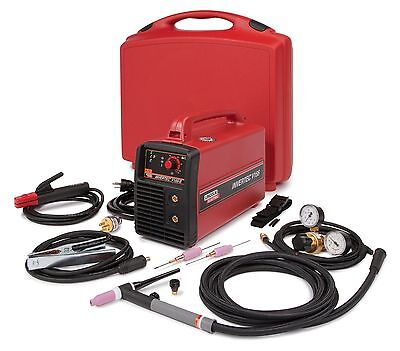 Lincoln Invertec V155-s Tig And Stick Welder Ready-pak K2606-1