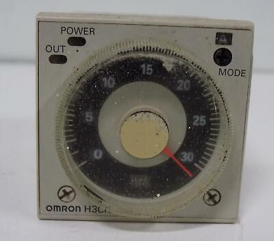 Omron 5a Timer Relay Without Base H3cr-a