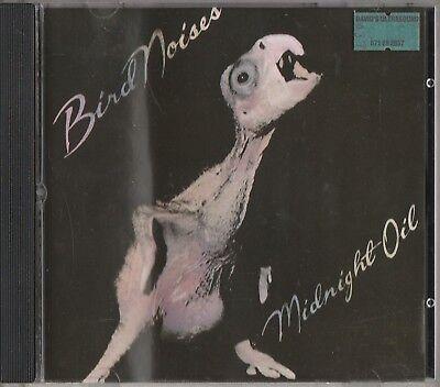 Midnight Oil - Bird Noises **1980 Australian Columbia/Sony CD EP**VGC