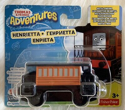 Thomas & Friends Fisher-Price Adventures, Henrietta Train CarDXT28-7L10