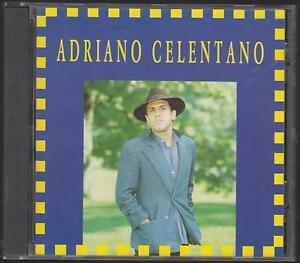 ADRIANO-CELENTANO-CD-1992-Divucsa-Spain-12-tracks