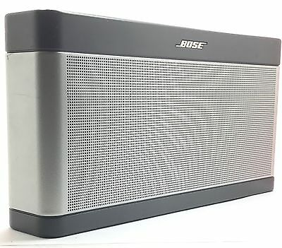Bose Soundlink III Bluetooth Speaker III 3 Wireless Portable Stereo 369946-1300