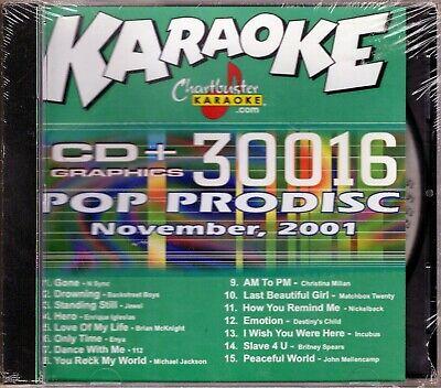 Karaoke CDGs, DVDs & Media - Nickelback Karaoke