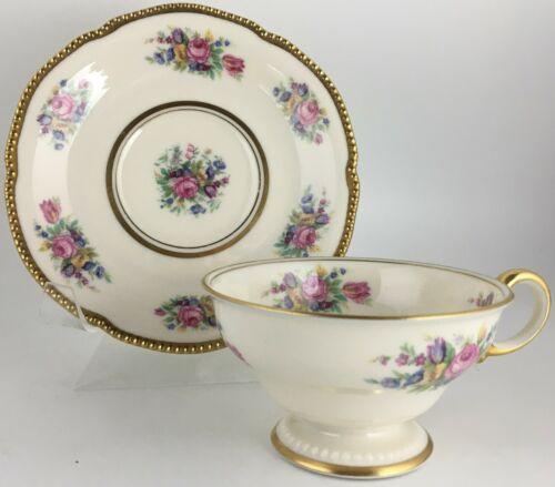 Castleton Rose Cup & saucer