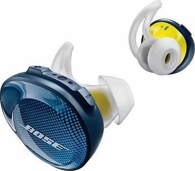 Bose - SoundSport Free True Wireless Headphones - Blue