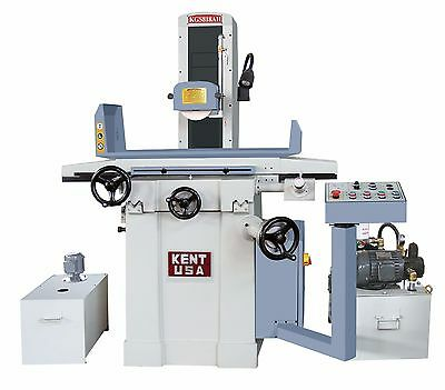 Kent Kgs-818ah 2 Axis Automatic Surface Grinder