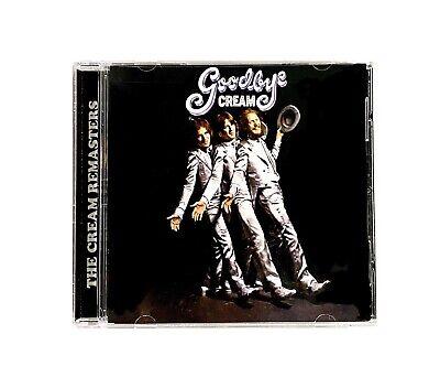 Cream: Goodbye [Remastered] (CD, 1998)