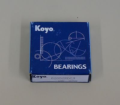 Koyo Bearing 62052rdc3 Wood Shaper Cutter Bearing