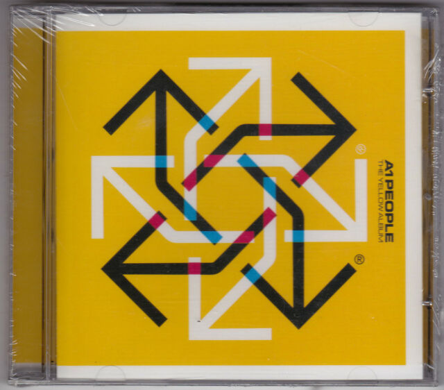 A1PEOPLE - The Yellow Album - CD - Brand New Sealed Hydrogen Dukebox)