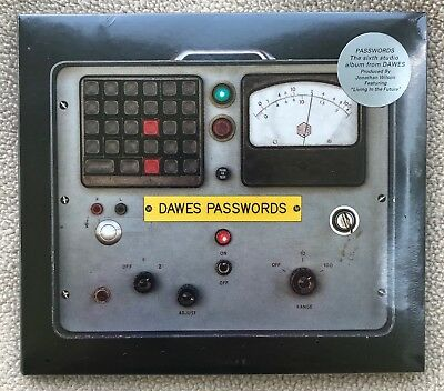 Dawes   Passwords Cd   Brand New   Free Shipping