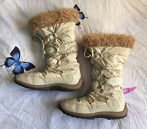 Ladies Thermo Winter Boots - Size 37 (size 6) Londonderry Penrith Area Preview