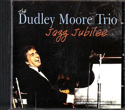 The Dudley Moore Trio: Jazz Jubilee- 2004 LIVE CD- Peter Morgan/Chris Karan