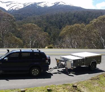 MARS SPIRIT Offroad Forward Fold Camper Trailer 2016 Yinnar Latrobe Valley Preview