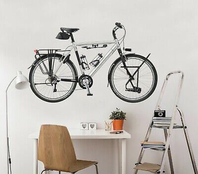 3D Mountain Bike M165 Auto Wallpaper Wandbild Poster Wandaufkleber Transport An