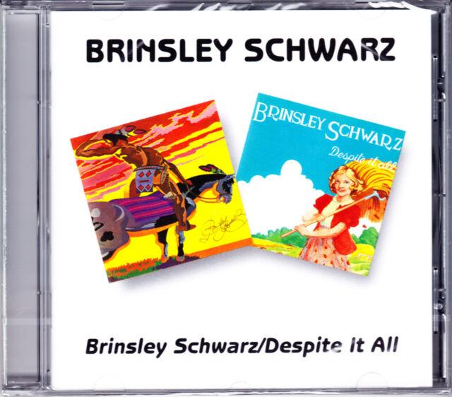 BRINSLEY SCHWARZ brinsley schwarz/despite it all (2on1) CD NEU OVP/Sealed