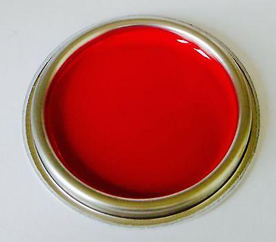 250ml FERRARI RED Gloss Calliper Heat Resistant Paint Engine Brake Metal Steel