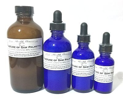 Saw Palmetto Berry Extract (Saw Palmetto Berry Tincture, Extract,)