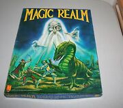 Magic Realm Avalon Hill