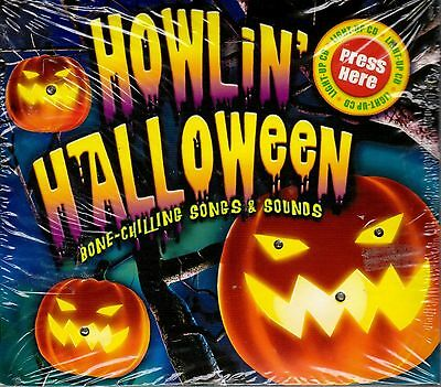 HOWLIN' HALLOWEEN: 1 HOUR OF HORROR MOVIE THEME SONGS & SCARY SOUNDS (2008, CD)](Halloween Movie Theme)