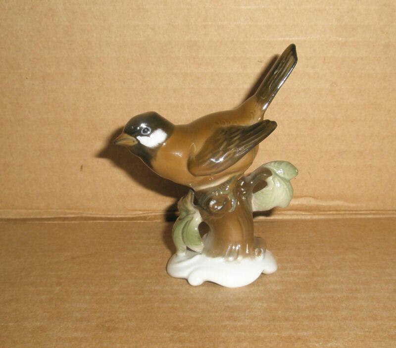 Rosenthal Bird Figurine Sparrow