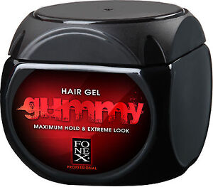 Gummy hair gel 700 ml