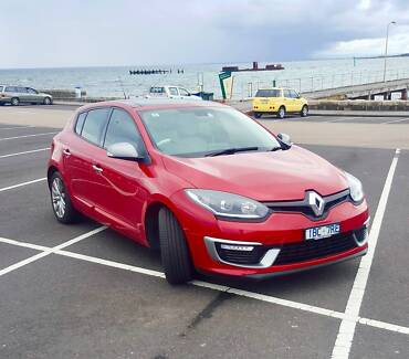 Low Km's Priced to sell 2014 Renault Megane GT Premium