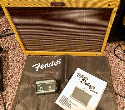 Fender Blues Deluxe Reissue 40 watt Guitar Amp