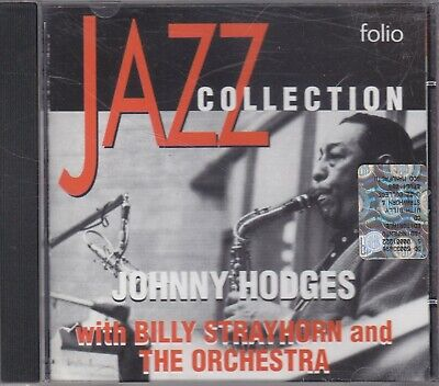 JOHNNY HODGES - with billy strayhorn and the orchestra (Johnny Hodges With Billy Strayhorn And The Orchestra)