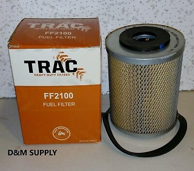 Heavy Duty Oliver Tractor Trac Fuel Filter To17503 550 570