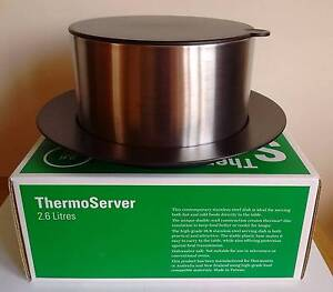 ThermoServer 2.6Litre - insulated serving dish Frenchs Forest Warringah Area Preview